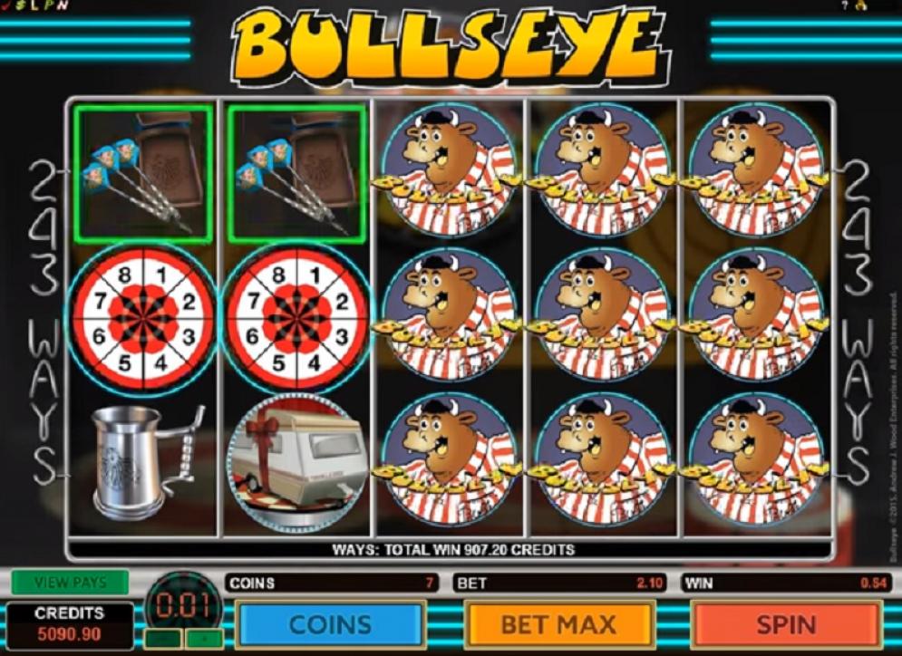 Bull's eye casino